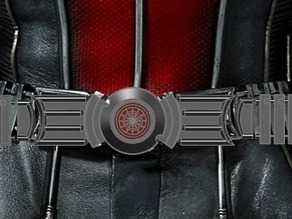 The Regulator.  Antman belt