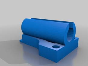 Seguridad Eje Z Prusa Hephestos 3,5cm Reforzada