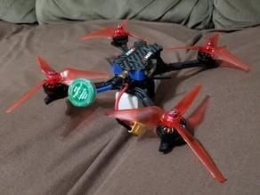 Emax Hawk 5 vtx antenna mount