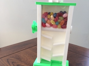 THE Jelly Bean Dispenser