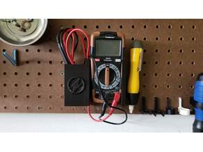 Pegboard Multimeter (Southwire) Holder