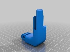 GoPro Mount for 3D Printer Bed for MK3