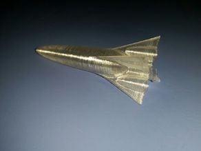 rocket razzo spaceship