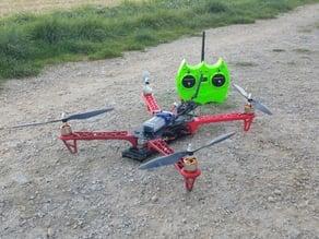 Quadcopter Controller Arduino & NRF24 Based