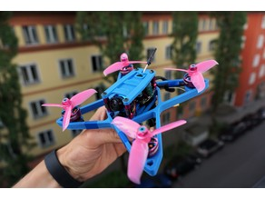 "The Asterix - 3"" Quadcopter"