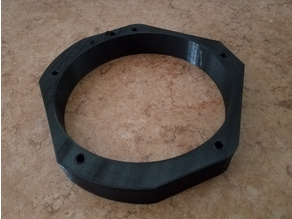 C3 Corvette HVAC Blower Spacer