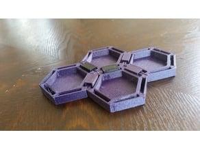 Hex Map Tile Set