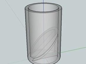 Choke Test Cylinder