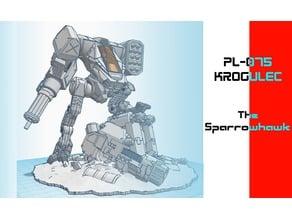 "PL-075 ""Krogulec"" - The Sparrowhawk"