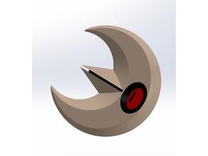 Lunatone - Rock/Psychic Pokemon