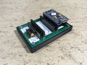 Housing for Geekcreit 40x60mm Double Sided PCB Printed Circuit Board