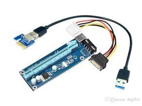 PCI-E Riser Card Mounting Base Plate