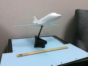 1/48 scale Dassault Falcon 2000EX EASy
