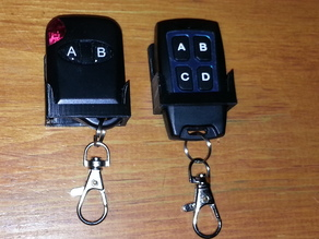 MINI REMOTE KEY FOB HOLDER
