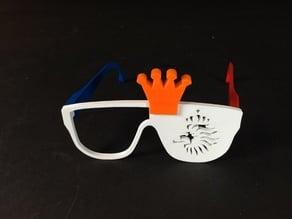 Dutch World Cup Glasses