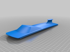Remixed Micro Speed Boat 3 RC