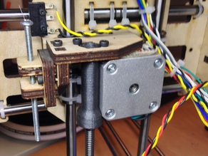PrintrBot Simple Z-axis Extension