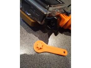 GOPRO, SJ CAM, inner wrench