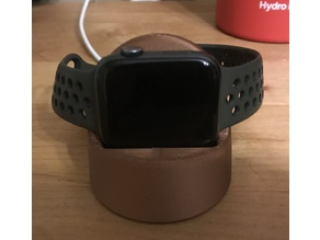 Apple Watch Stand (softer edges, release hole)