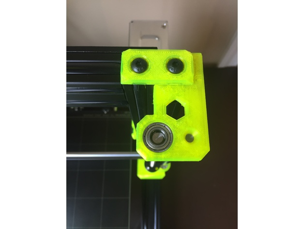 Z Top with 688 Bearings for Prusa i3 MK3 Full Bear Upgrade