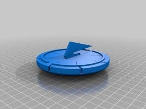 Metroid sundial
