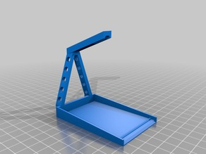 Toy crane basket - improved for small toy cars