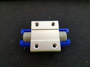 Wanhao i3 Double Bearing Clip