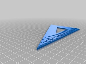 Set Square - 15cm