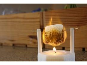 Roast-a-Mallow    How nerds make marshmallows. (YUM!)