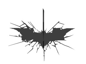 Batman, Dark Knight Clothes Wall Hook