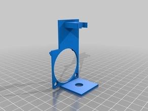 support dial gauge for Prusa i3 hephestus