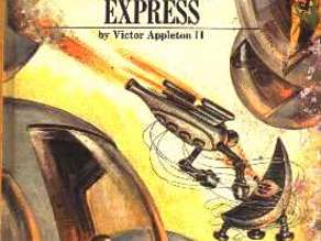 Tom Swift Cosmotron Express