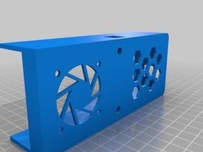 TronXY p802 / p802ma control board + Orange Pi One enclosure