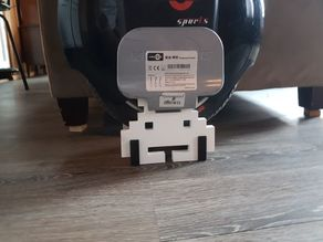EUC stand, Space Invaders