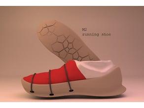 M2 running shoe