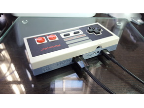RetroPie Zero NES Controller