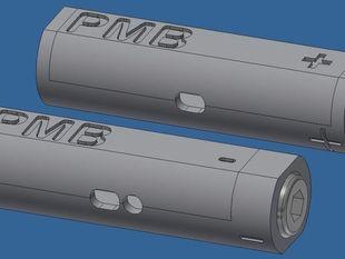 LEGO Mindstorms RCX, NXT, EV3 fake battery