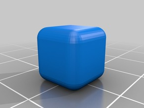 My Customized Rounded cube module