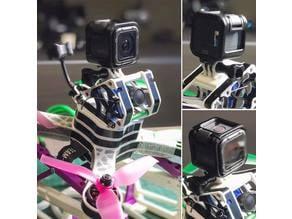 RaGG-e WBX 5 - Universial GoPro Mount