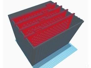 Concept A4 File Divider Large print 320x320mm
