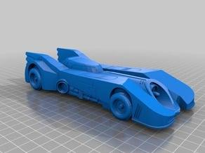 Copy of batmobile white to show detail