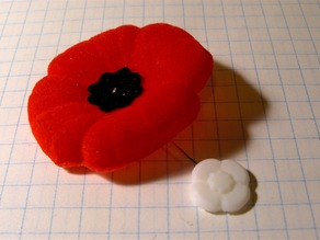Poppy Pin End Cap