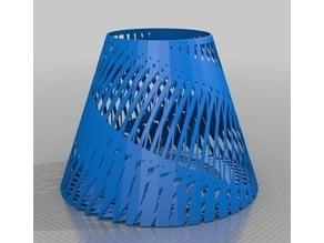 Spiral vase customizer