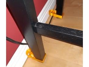 Chair Leg Wall Bumper for Roomba (TPU)
