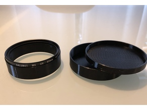 62mm slip on filter holder  for Litton 3x afocal Night Vision lens
