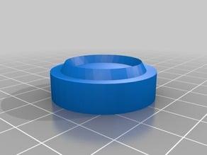 Projector Elevation Adjustment Disks