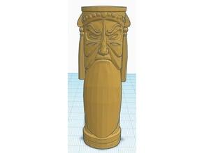 Asian Pillar