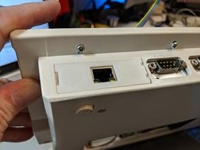 Amiga A1200 Ethernet Module Faceplate
