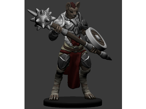Gnoll Pack Leader Miniature