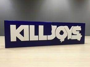 Kill Joys - Main Title Logo